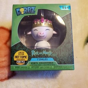 dorbz rick and Morty tinkles #464